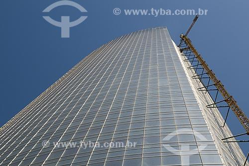 Assunto: Construção de prédio residencial / Place: Buenos Aires - Argentina / Data: 2008