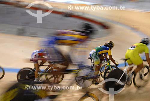 Assunto: Ciclismo / Local: Rio de Janeiro - RJ - Brasil / Data: 08/07/2006