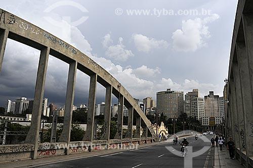 Assunto: Viaduto Santa Tereza / Local: Belo Horizonte - Minas Gerais (MG) - Brasil / Data: 14-04-2009
