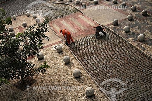 Assunto: Viaduto Santa Tereza / Local: Belo Horizonte - Minas Gerais - Brasil / Data: 14-04-2009