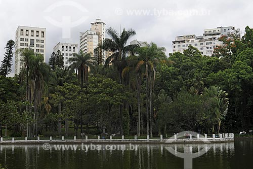 Parque Municipal Américo Renné Giannetti   - Belo Horizonte - Minas Gerais - Brasil