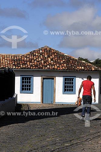 Assunto: Casa em Itabirito / Local: Minas Gerais (MG) - Brasil / Data: 18-04-2009