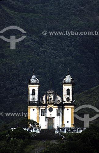 Assunto: Igreja São Francisco de Paula / Local: Ouro Preto - Minas Gerais (MG) - Brasil / Data: 18/04/2009