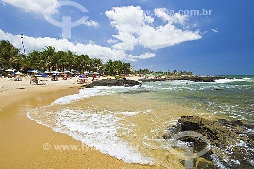 Assunto: Praia de Itapuã / Local: Salvador - Bahia (BA) - Brasil / Data: Fevereiro de 2006