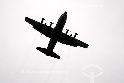 Assunto: C-130 Hércules da FAB / Local: Antártica / Data: 11 / 2008