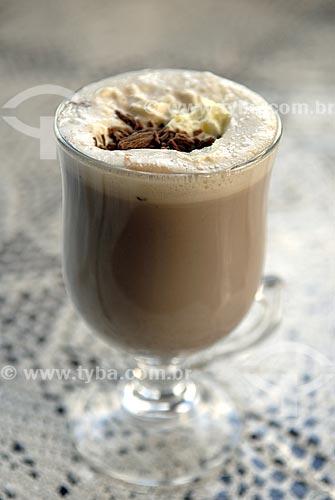 Assunto: Café com chocolate / Local: Punta Arenas - Chile / Data: 11 / 2008