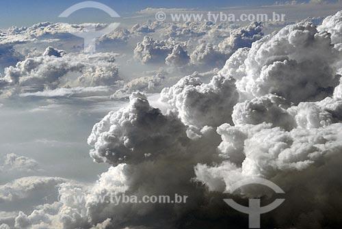 Assunto: Nuvens - Céu / Data:15/02/2008