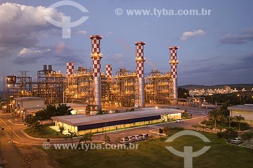 Assunto: Usina Termelétrica Norte Fluminense (UTE) / Local: Macaé - Rio de Janeiro (RJ) - Brasil / Data: 2008