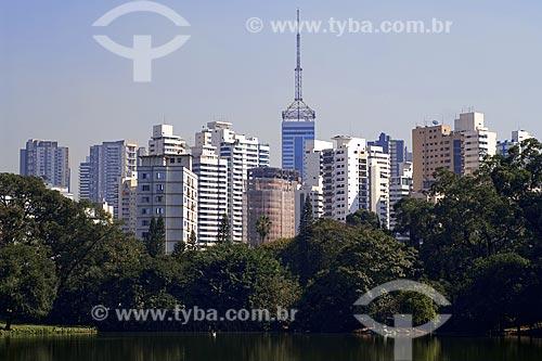 Assunto: Parque da Aclimação / Local: São Paulo - São Paulo (SP) - Brasil / Data: 2008