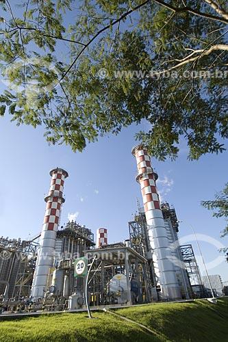 Assunto:  UTE Norte Fluminense (Usina Termelétrica) / Local: Macaé - Rio de Janeiro (RJ) - Brasil / Data: 2008