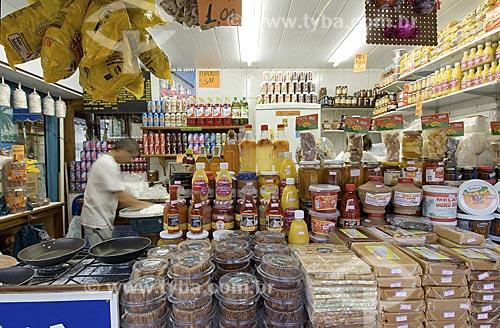 Assunto: Mercado no Centro Luís Gonzaga de Tradições Nordestinas, também conhecido como Feira de São Cristóvão, ou Feira dos Paraíbas / Local: São Cristóvão - Rio de Janeiro - Rio de Janeiro (RJ) - Brasil / Data: 2008
