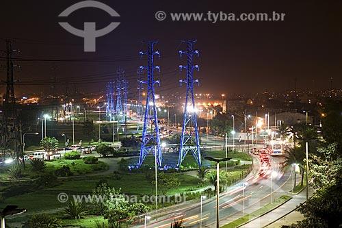 Assunto: Torres de Transmissão de Energia Elétrica / Local: Nova Iguaçu - Rio de Janeiro (RJ) - Brasil / Data: 2008