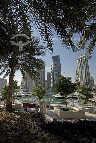 Dubai Marina - Dubai - Emirados Árabes Unidos