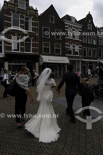 Assunto: Casamento / Local: Delft - Holanda / Data: Maio 2009