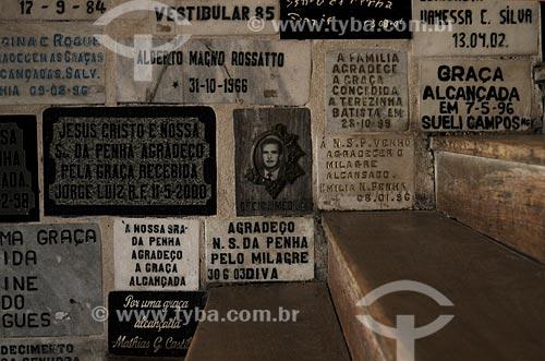 Assunto: Convento da Penha fundado por Frei Pedro Palácios em 1558 /Local: Vila Velha - ES /Data: Março de 2008