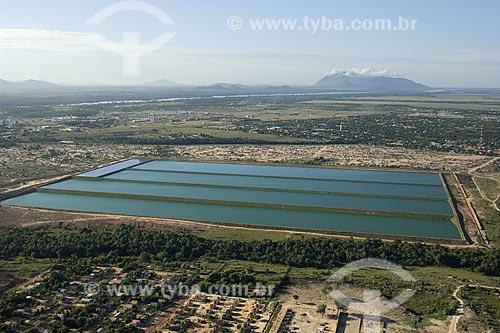 Assunto: Estação de tratamento de água de Boa Vista / Local: Roraima (RR) - Brasil / Data: Janeiro de 2006