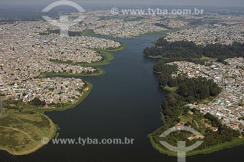 Asunto: Represa Billings - Ocupação das áreas de mananciais / Local: São Paulo - SP - Brasil / Data: 05/2008
