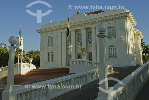 Asunto: Palácio do Governo do Acre / Local: Rio Branco - Acre - Brasil / Data: 06/2008