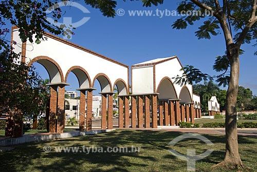 Asunto: Pórtico do Parque da Maternidade / Local: Rio Branco - Acre - Brasil / Data: 06/2008