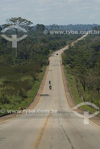 Asunto: Rodovia - BR-364 / Local: Rio Branco - Acre - Brasil / Data: 06/2008