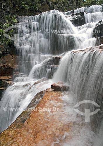 Assunto: Cachoeira do Lajeado - Rio Lajeado / Local: Ponte Alta do Tocantins - Tocantins - Brasil / Data: 02/2007