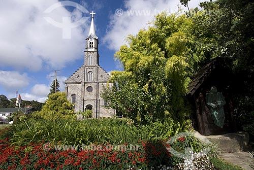 Assunto: Igreja Matriz / Local: Gramado - Rio Grande do Sul - Brasil / Data: 03/2008