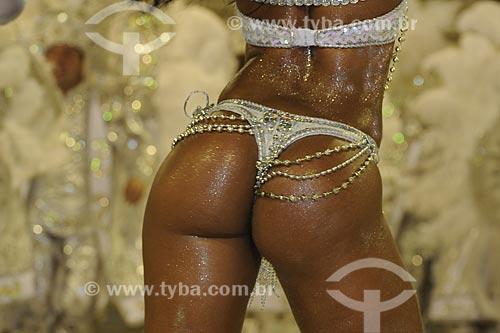 Assunto: Desfile da escola de samba Beija Flor - Carnaval do Rio de JaneiroLocal: Rio de Janeiro - RJ