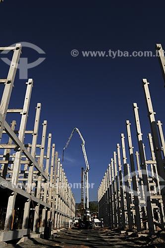 Assunto: PAC Manguinhos - Edificação residencialLocal: Rio de Janeiro (RJ) - BrasilData: 08/07/2009