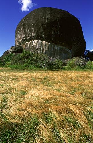 Assunto: Sítio Arqueológico da Pedra Pintada / Local: Pacaraima - Roraima (RR) - Brasil / Data: Março de 2009