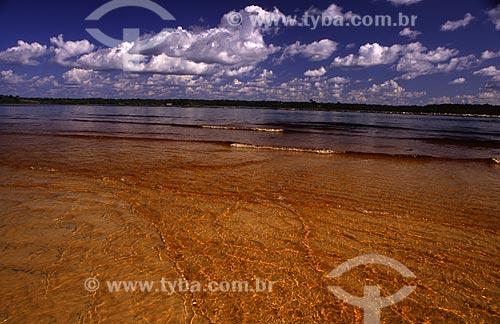 Assunto: Rio Negro / Local: São Gabriel da Cachoeira - Amazonas (AM) - Brasil / Data: Março de 2009