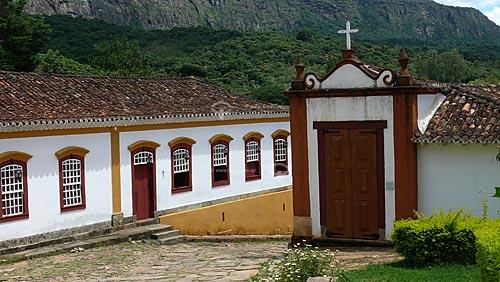Assunto: Paço da Câmara - Pacinho do 7 Oratório / Local: Tiradentes - Minas Gerais - Brasil / Data: Janeiro de 2009