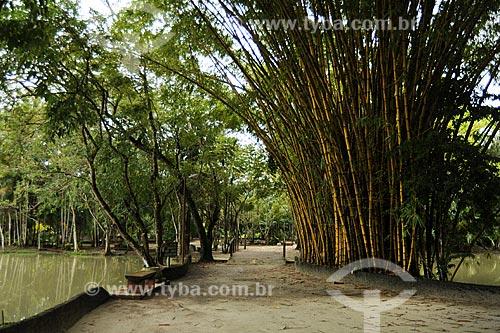 Assunto: Parque Ambiental Municipal / Local: Paragominas - Pará - Brasil / Data: 31-03-2009