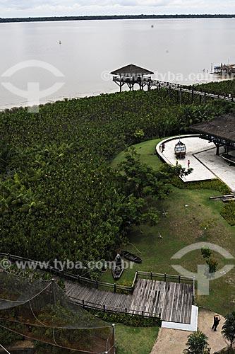 Assunto: Parque Ambiental Mangal das Garças / Local: Belém - Pará - Brasil / Data: 05-05-2009