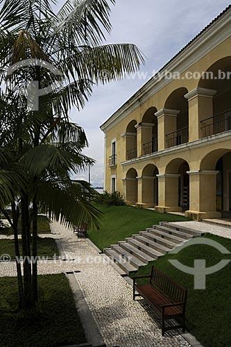 Assunto: Casa das Onze Janelas / Local: Belém - Pará - Brasil / Data: 05-05-2009