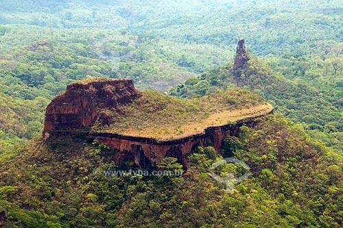 Assunto: Parque Estadual Nascentes do Rio Taquari / Place: Costa Rica - Mato Grosso do Sul (MS) / Data: Outubro de 2008