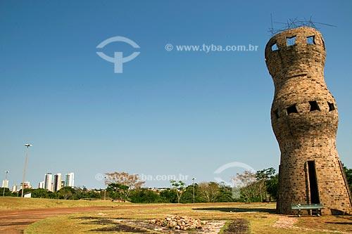 Assunto: Parque das Nações Indígenas / Local: Campo Grande - Mato Grosso do Sul (MS) / Data: Outubro de 2008