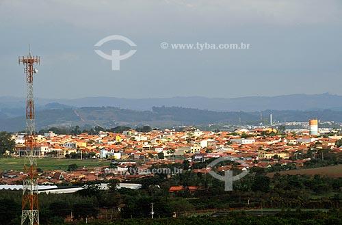 Assunto: Vista da cidade de Holambra / Local: Holambra - São Paulo (SP) - Data: Outubro de 2008