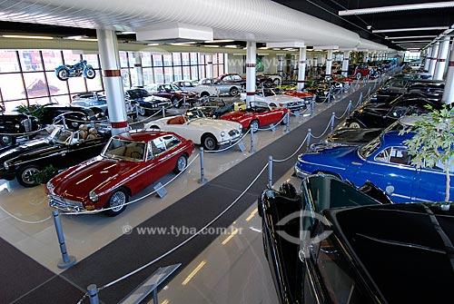 Assunto: Museu do Automóvel - Museu da Tecnologia / Local: Canoas - Rio Grande do Sul (RS) / Data: Fevereiro de 2008