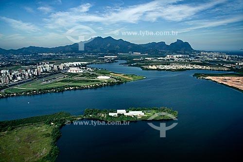 Assunto: Hospital Sarah de Reabilitação Infantil na Lagoa de Jacarepaguá / Local: Rio de Janeiro - RJ - Brasil / Data: Outubro de 2009