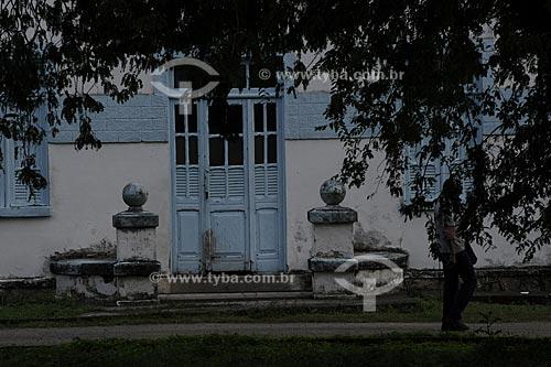 Assunto: Colônia Juliano Moreira - Núcleo Histórico  / Local:  Jacarepaguá - Rio de Janeiro - RJ  / Data: 27/07/2009
