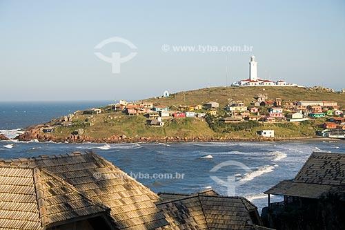 Assunto: Farol de Santa Marta  / Local:  Laguna - Santa Catarina (SC) - Brasil  / Data: 15/08/2009