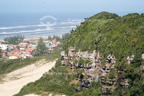 Assunto: Morro dos Conventos  / Local:  Araranguá - Santa Catarina (SC) - Brasil  / Data: 22/08/2009