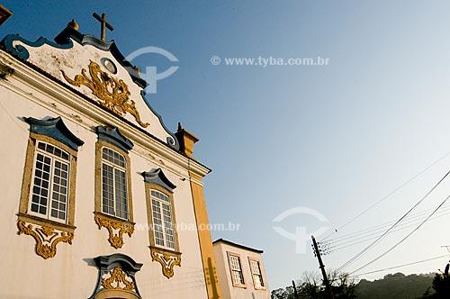 Assunto: Nossa Senhora da Piedade de Magé, concluída em 1751, século 18 Local: Magé - Baixada Fluminense - Rio de Janeiro - RJ / Data: 11-2009