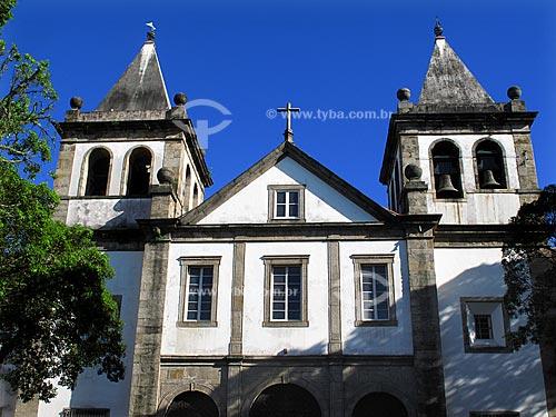 Assunto: Mosteiro de São Bento - Igreja  / Local:  Rio de Janeiro - RJ  / Data: 18/11/2009