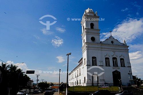 Assunto: Igreja de Nossa Senhora do Amparo / Local: Maricá - Costa do Sol - Rio de Janeiro - RJ / Data: 11-2009