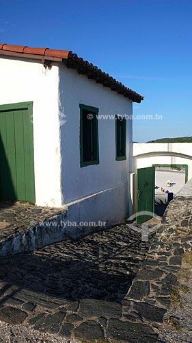 Assunto: Forte São Mateus (século 17) /Local: Cabo Frio - Região dos Lagos - Costa do Sol - Rio de Janeiro / Data: 11-2009