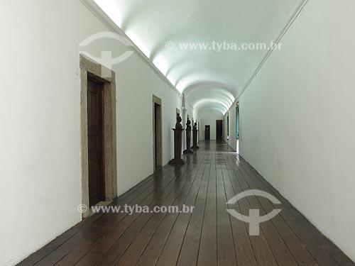 Assunto: Interior do Convento do Carmo / Local: Rio de Janeiro - RJ / Data: Dezembro de 2009
