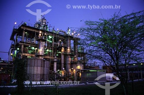 Assunto: Pólo Petroquímico de Camaçari - Nitrocarbono  / Local:  Camaçari - Bahia (BA) - Brasil / Data: