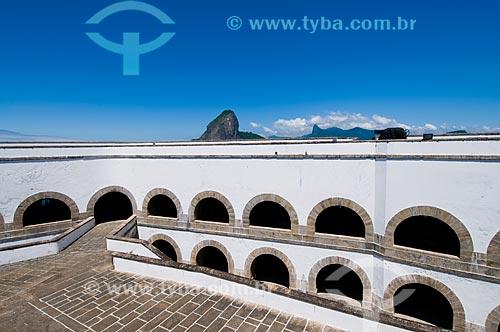 Assunto: Fortaleza de Santa Cruz, unidade do Exército Brasileiro localizada na entrada da Baía de Guanabara  / Local:  Niterói - Rio de Janeiro (RJ)  / Data: 11/2009