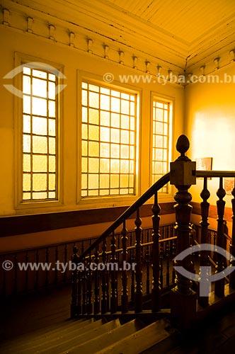 Assunto: Hotel Valenciano, construido em 1917, em estilo campestre-suíço  / Local:  Valença - Rio de Janeiro (RJ)  / Data: 11/2009